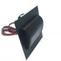 LED schodišťové svítidlo DECORUS 1,5W 12V černá