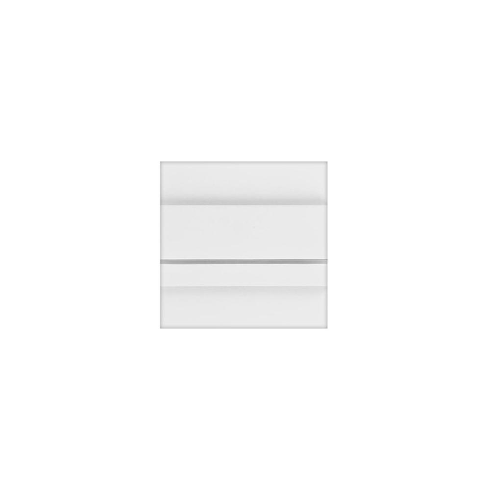 LED nástěnné svítidlo Unico bílé 1,2W 12V studená bílá