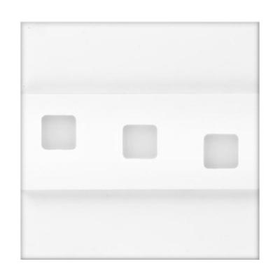 LED schodišťové svítidlo MODESTO 1,2W 12V bílá