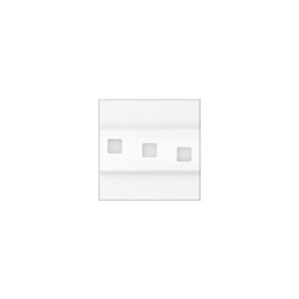 LED nástěnné svítidlo Modesto bílé 1,2W 12V studená bílá