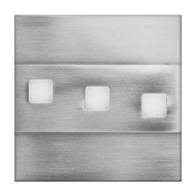 LED nástěnné svítidlo Modesto satin 1,2W 12V studená bílá