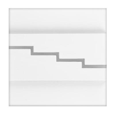 LED schodišťové svítidlo SECRETO 1,2W 12V bílá