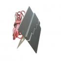 LED schodišťové svítidlo SECRETO 1,2W 12V grafit