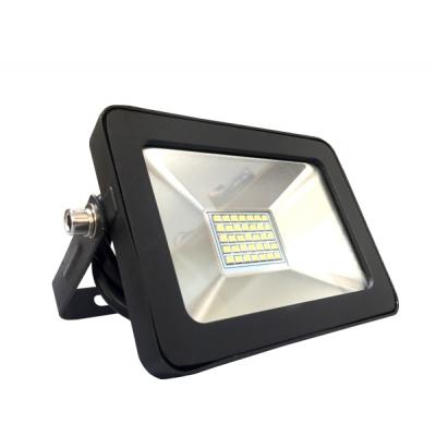 LED Reflektor SMD IC 15W černý