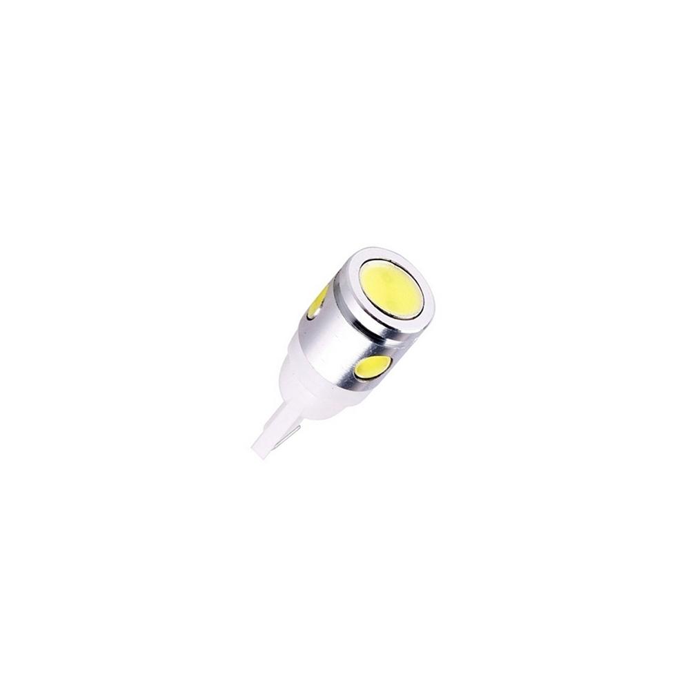 LED auto žárovka T10 COB 2.5W-12x26