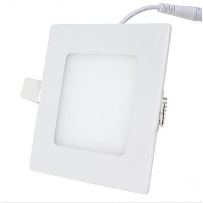 LED podhledové svítidlo Lotus čtverec 6W