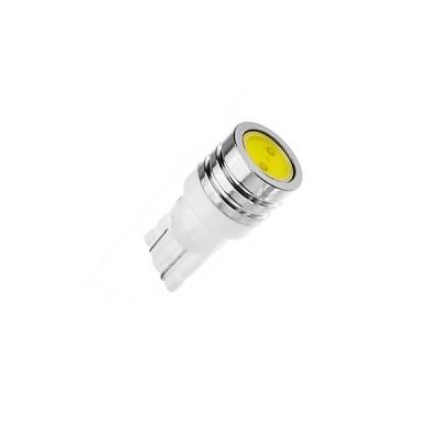 LED auto žárovka T10 COB 1.5W-12x23