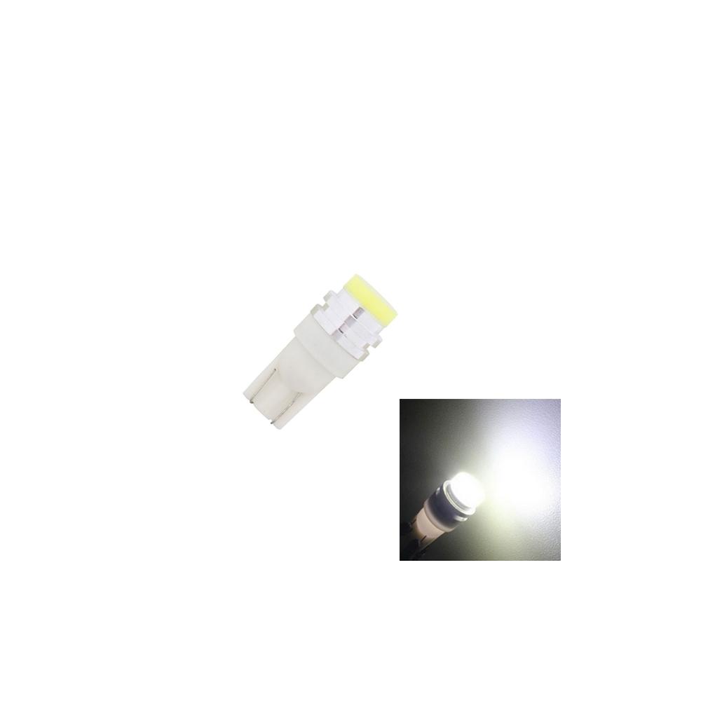 LED auto žárovka T10 COB 1.5W-12x27