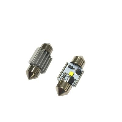 LED auto žárovka SUFIT CREE 5W  jednostranná 13x31