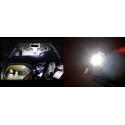 LED auto žárovka SUFIT CREE 10W  jednostranná 13x36