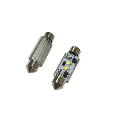 LED auto žárovka SUFIT CREE 10W  jednostranná 13x39