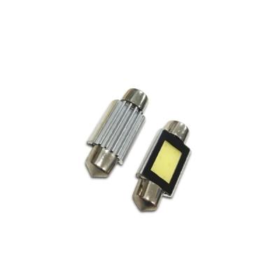 LED auto žárovka SUFIT COB 2W 14x36