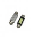 LED auto žárovka SUFIT COB 2W jednostranná 14x36