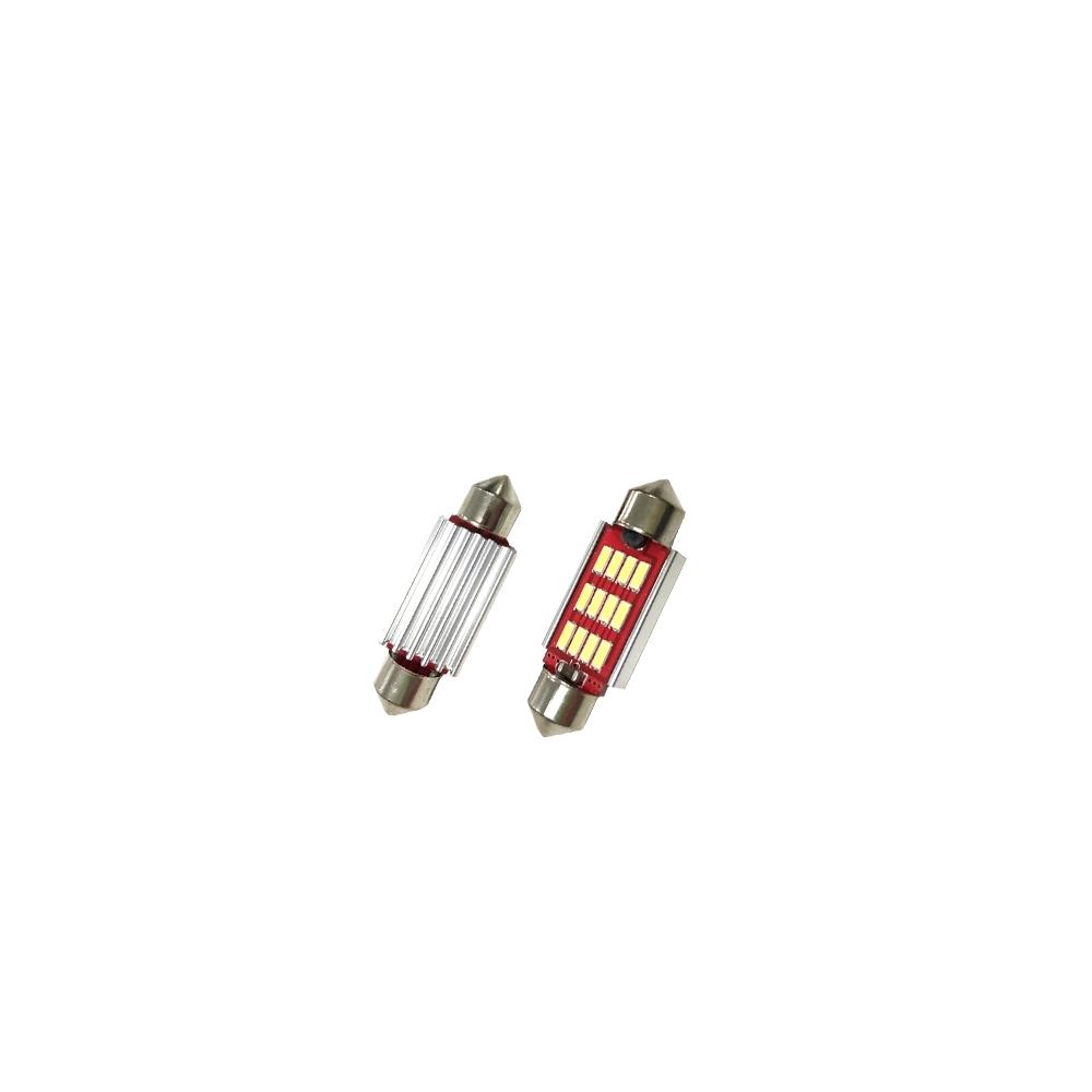 LED auto žárovka SUFIT SMD 5W  jednostranná 13x41