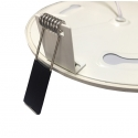 Ultra SLIM UDL LED panel 12W stmívatelný denní bílá