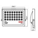 LED Reflektor Profi LVS 30W