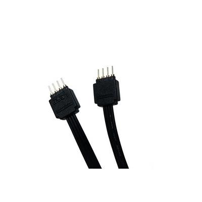 4-pin přípojka pro RGB pásek samec