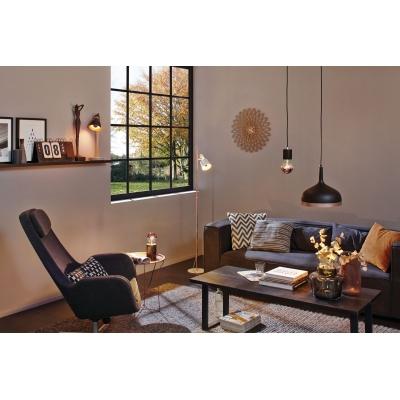 LED stolní lampa NEORDIC Soa mramor E27