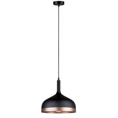 LED stropní/závěsné svítidlo NEORDIC Embla černá/měď E27