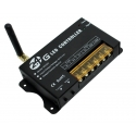 LED přijímací jednotka RF24 jednokanálová