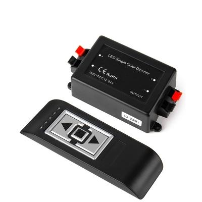 LED ovladač/stmívač RF10 8A