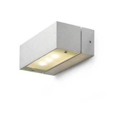 Nástěnné svítidlo Advantage VI LED 6x1W,  hliník 3000K