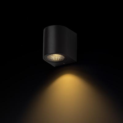 Venkovní nástěnné svítidlo ZACK I 3W IP54 3000K antracit