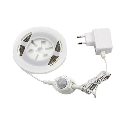 Postelové osvětlení, set 1x LED pásku s PIR