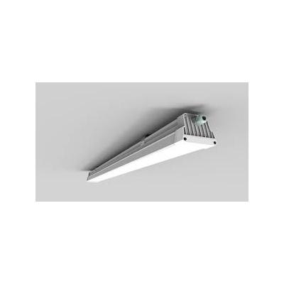 LED prachotěsné svítidlo Dust profi MILK 55W IP66 DB