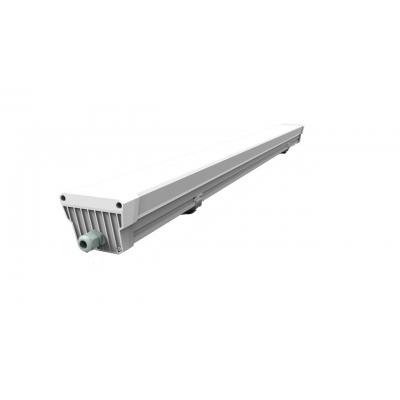 LED prachotěsné svítidlo Dust profi MILK 30W IP66 DB
