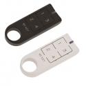 RF klíčenka., ovládač bílá