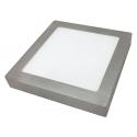 LED stropní svítidlo LED90 FENIX SQUARE 12W Matt Chrome