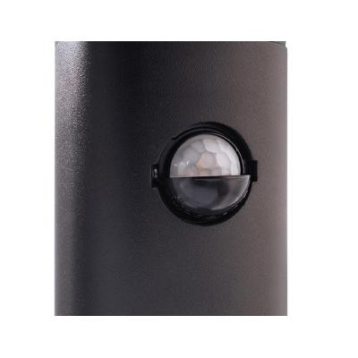 Nástěnné IP44 svítidlo Beacon Motion 6W antracit