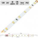 LED pásek 24V 12W/m CRI98 IP20