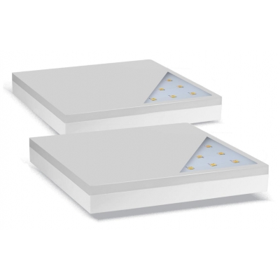 LED stropní svítidlo SQUARE SMART 12W IP44