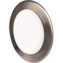 LED svítidlo podhledové VEGA Square 6W bílé denní bílá