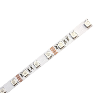 LED pásek RGB 7.2W/m 24V IP20