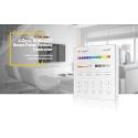 Milight RGB+CCT nástěnný ovládač 4 zóny 230V