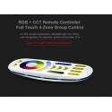 Milight dálkový ovládač pro CCT a RGB 4 zóny