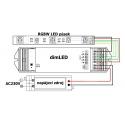 dimLED přijímací jednotka RGBW 4x5A