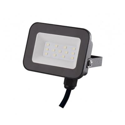 LED Reflektor SMD DAISY 10W černý