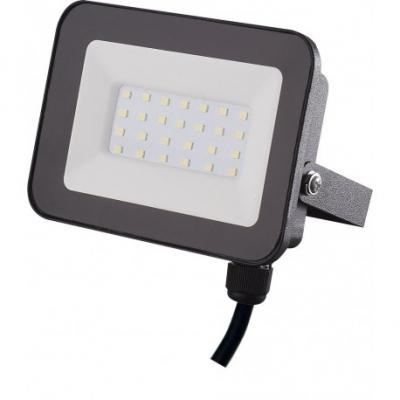 LED Reflektor SMD DAISY 20W černý