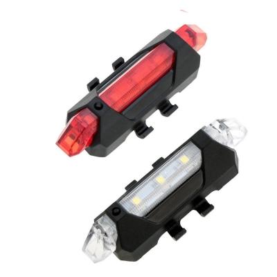 LED blikačka MAAS nabíjecí USB