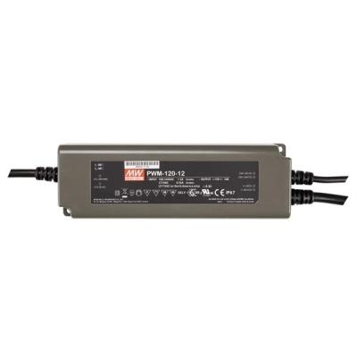 LED zdroj voděodolný Mean Well PWM 120W 12V