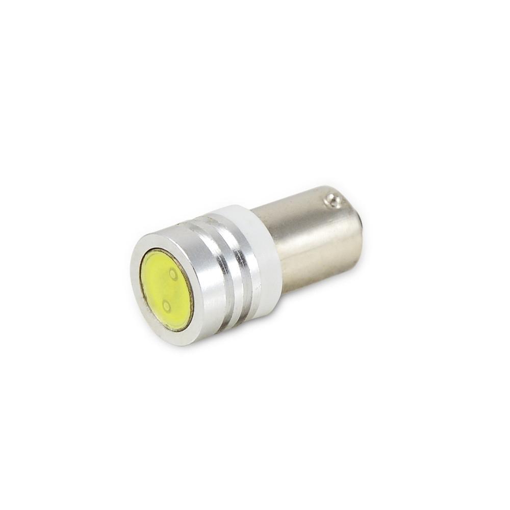 LED auto žárovka BA9S COB 1.5W-12x22