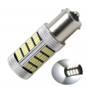 LED auto žárovka BA15S SMD 20W
