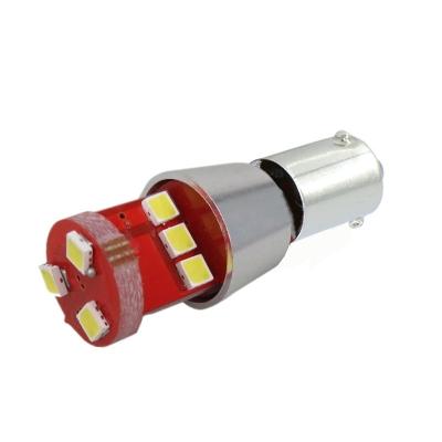 LED auto žárovka BA9S SMD 9W