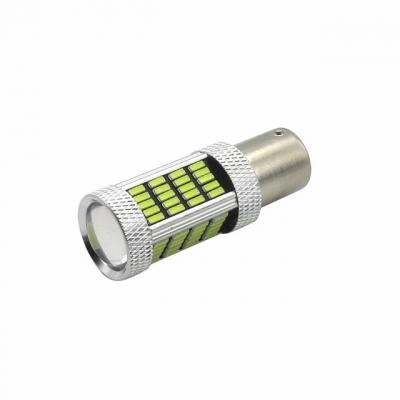 LED auto žárovka BAY15D SMD 20W dvouvláknová