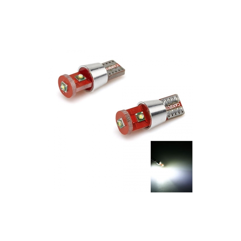 LED auto žárovka T10 CREE 15W