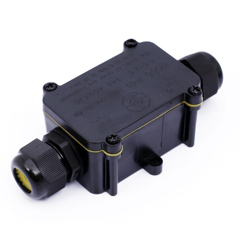 Vodotěsná rozbočovací krabice M686 IP68, 2xkabel